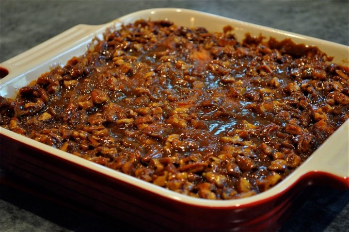 Monday Recipe * Yam Casserole