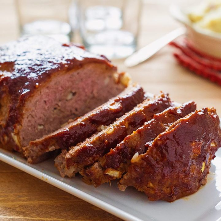 Easy Meatloaf * Crock pot Cooking