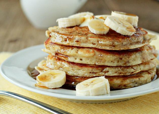 Grandma 's BananaPancakes