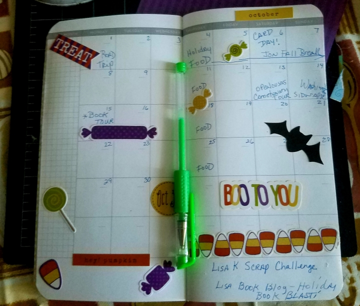 October Travel Planner*