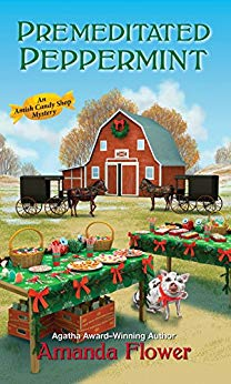 Book Review * Premeditated Peppermint* Amish Candy Shop