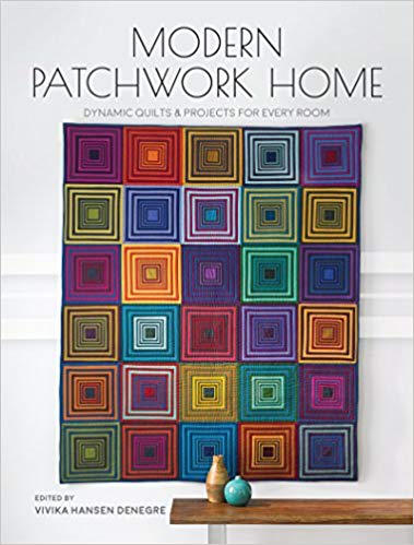 Book Review *  Modern Patchwork Home