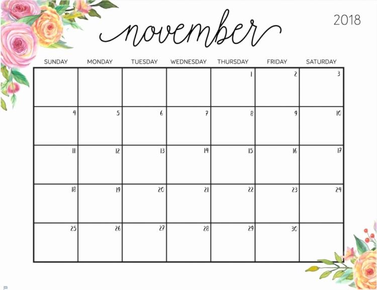 printable calendar november 2018 - october 2018 free printable 2018 calendar with weekly planner