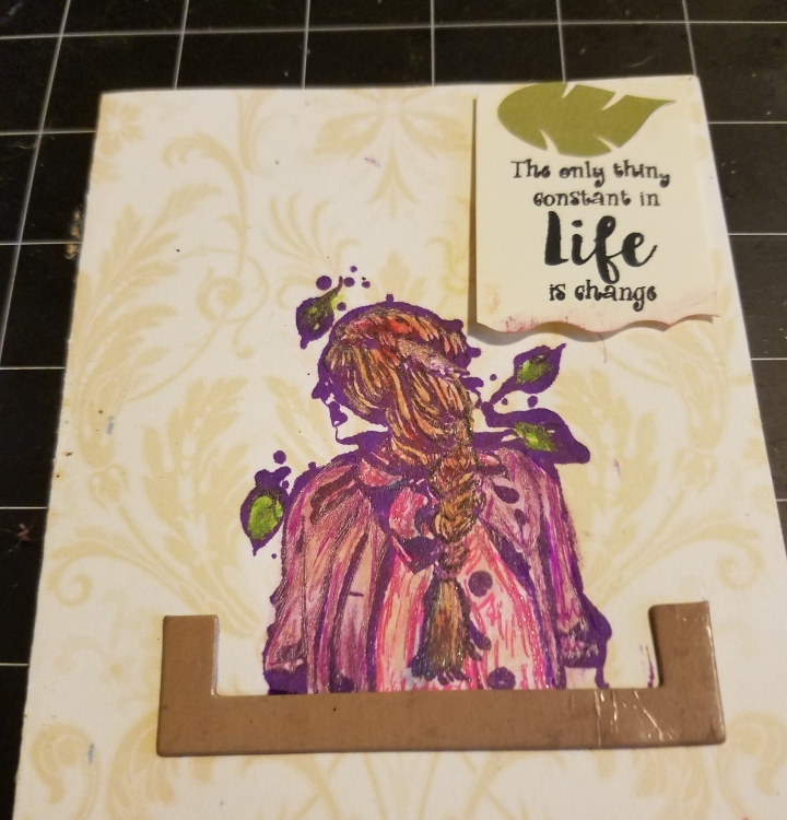 Fall Card Making with Lisa