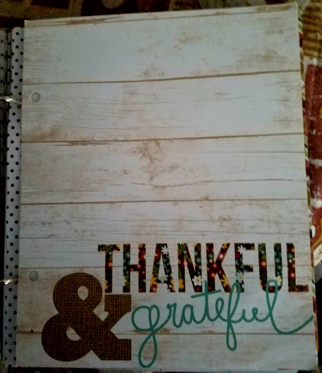 Difference between Thankful and Graceful * Wed planner
