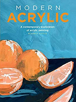 Book Review * Modern Acrylic