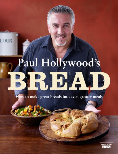 Bread with Paul Holly wood