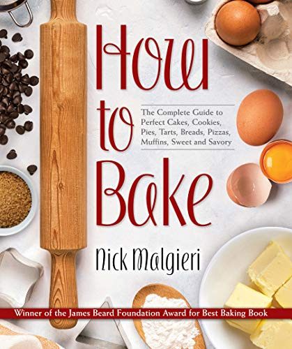 Book Review *  How to Bake