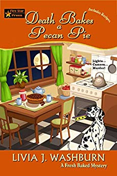 Death Bakes a Pecan Pie