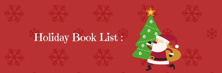 Holiday Book List