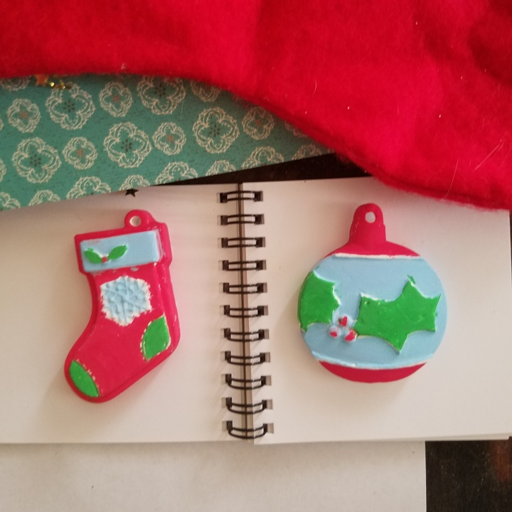Paint your own Ornaments *
