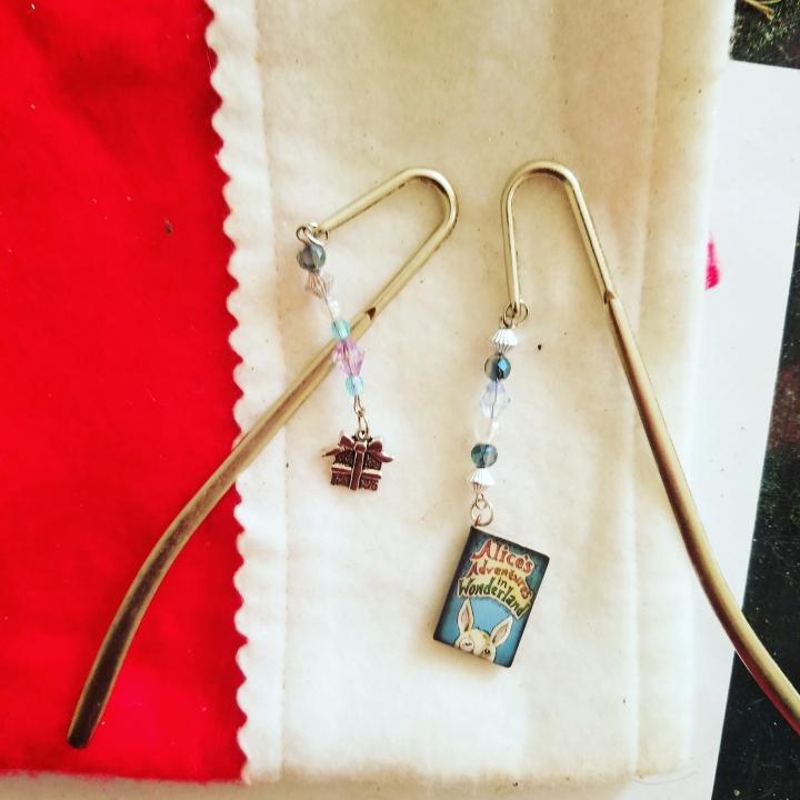 Book Lovers gift * Homemadebookmakers