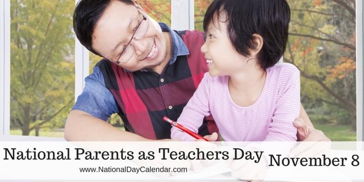 National Parents as TeachersDay