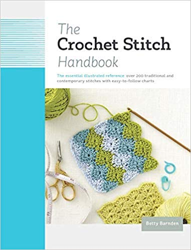 Book Review : The Crochet Stitch Handbook