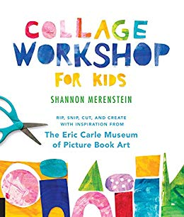 Book Review : Collage Workshop for Kids