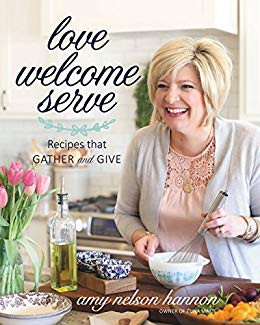 Cookbook Review * Love Welcome Serve