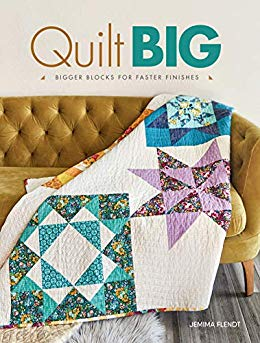 Book Review * Quilt Big