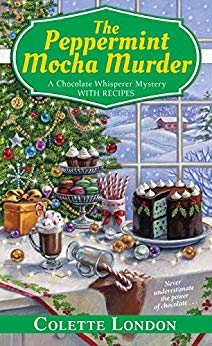 Cozy Mystery Review : The Peppermint Mocha Murder