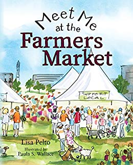 Book Review * Meet Me at the Farmers Market