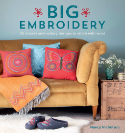 Book Review : Big Embroidery