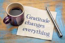 2019 Word *Gratitude