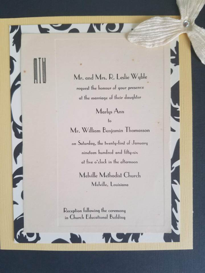 Happy 63rd WeddingAnniversary