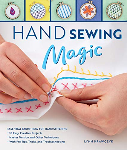 Book Review * Hand sewing Magic