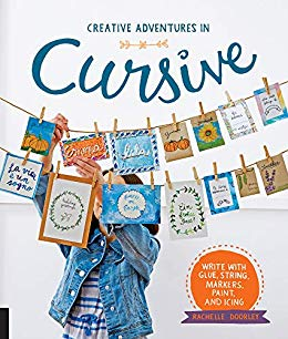 Book Review * Creative Adventures in Cursive