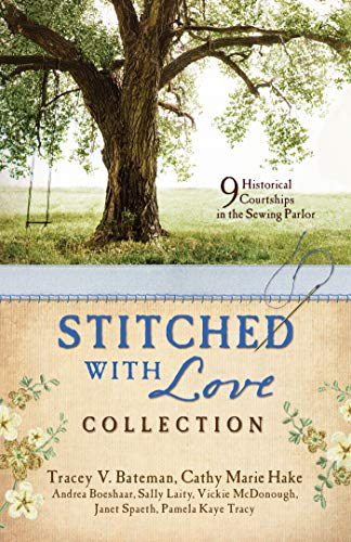 Book Review : Stitched with Love collection