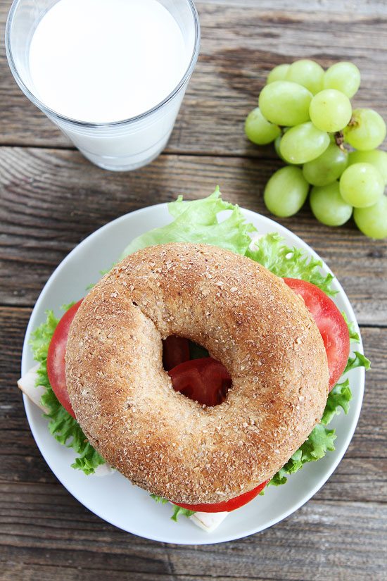 National Bagel Day ! homemade bagel recipe