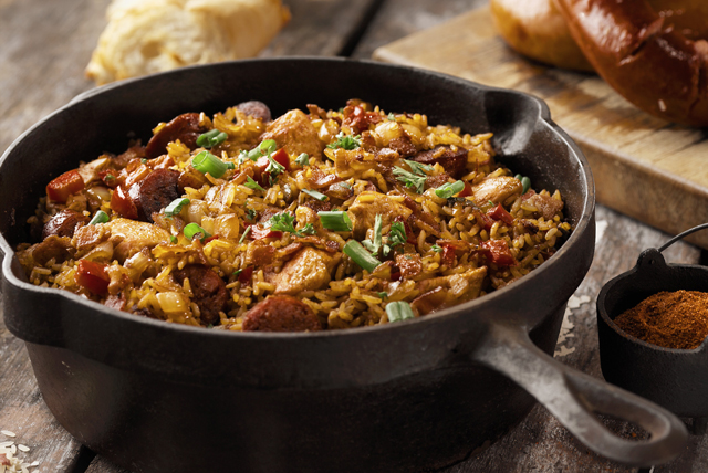 Louisiana Jambalaya recipe