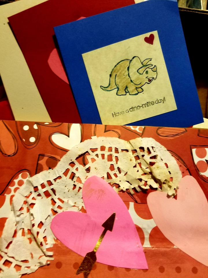 Valentine Kids party * crafts and treats