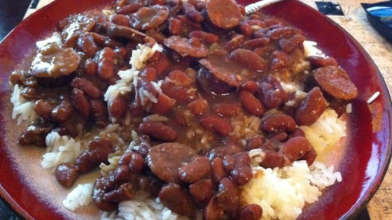 Monday 's  Red Beans andRice