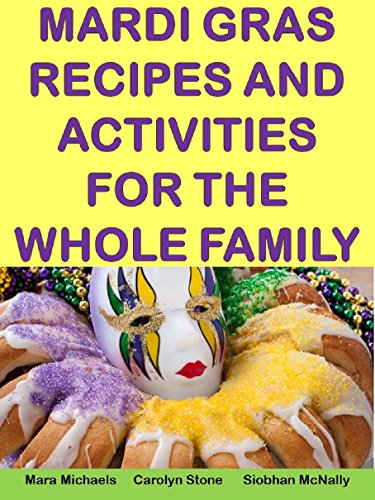 Mardi Gras Cookbooks