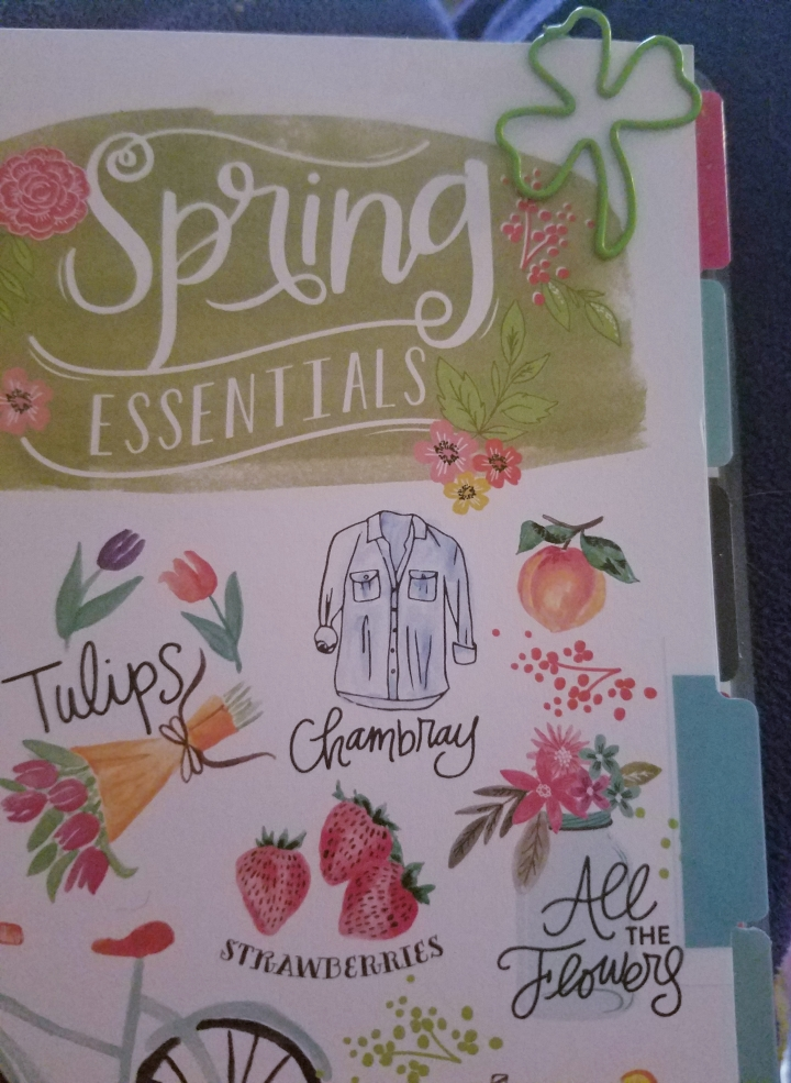 March * Time to plan for Spring