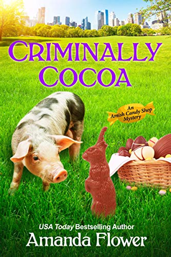 Book Review * Criminally Cocoa