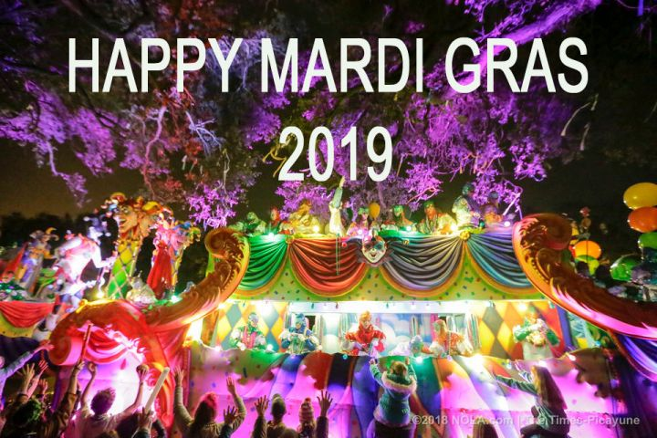 Mardi Gras and Tourism in Louisiana