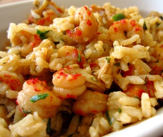 No Meat Friday * Seafood Jambalaya