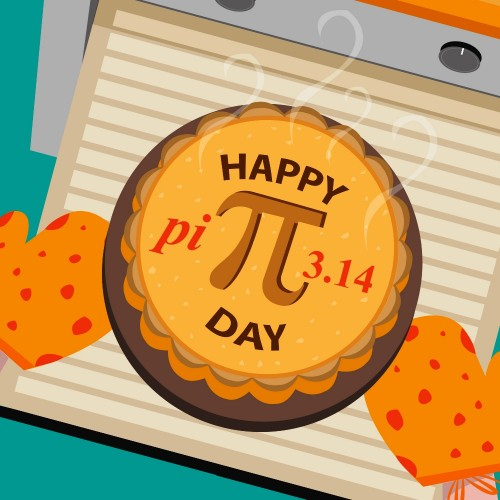 March 14th * PI day !!