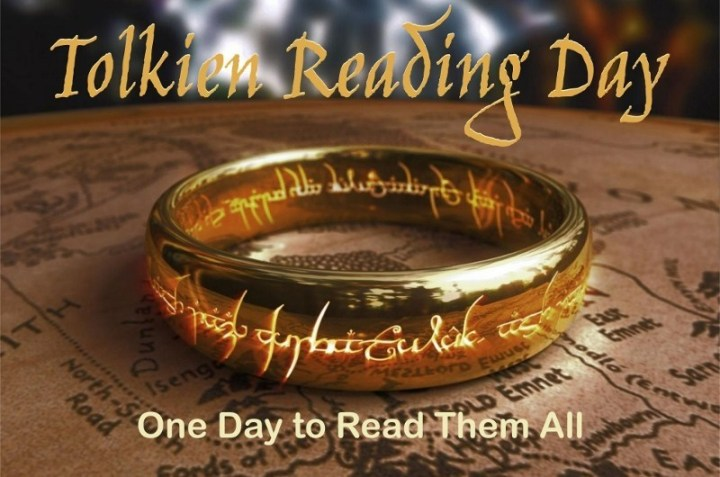 Tolkien Reading Day !