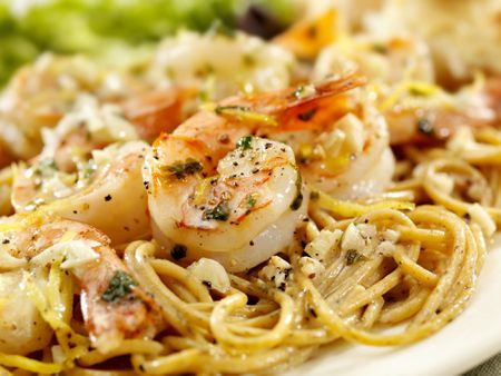Monday recipe: Shrimp Scampi