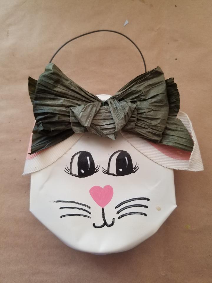 DIY Garden Crafts *Rabbits