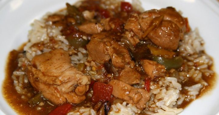 Rabbit Sauce Piquant recipe