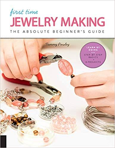 Book Review * First time Jewelry Making