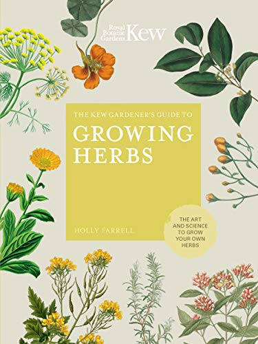 Book Review * Growing Herbs