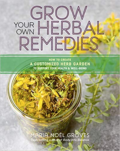 Book Review * Grow your own Herbal Remedies