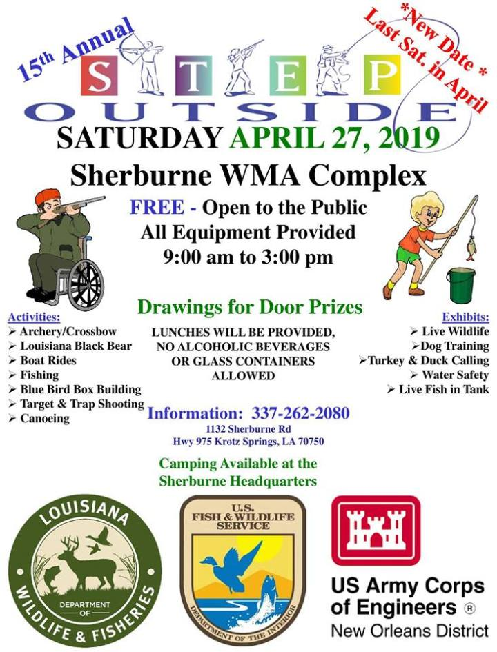 Step Outside Day  @ Sherburne WMA Complex