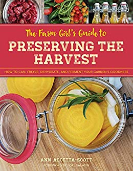 Book Review : Preserving the Harvest
