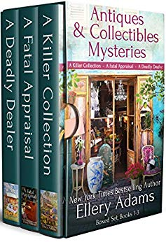 Book Review * Antiques and Collectibles Mysteries Box set