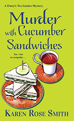 Book Review *  Murder with Cucumber Sandwiches